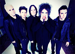 The Cure Wholesale Trade Merch